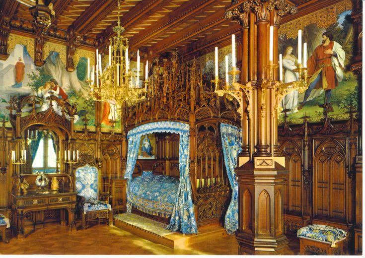 King Ludwigs Castle Neuschwanstein