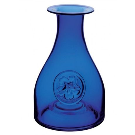 If you like a deep royal blue, check out the Dartington Flower vase. This was awarded the Gift of the Year in The Giftware Association's 2009 Awards. Who wouldn't love to receive one of these?