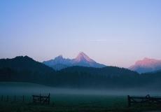 Watzmann Berchtesgadener-Land