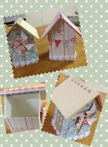 Milk carton mini album