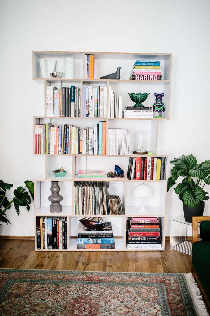 ehrfurchtiges 15 kreative regal designs große pic und ecdcbeefebdcfcfb bookshelves