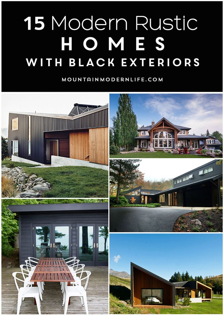 modern rustic office retreat mountainmodernlifecom. 15 modern rustic homes with black exteriors office retreat mountainmodernlifecom n