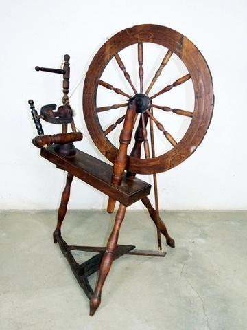 wee peggy spinning wheel instructions