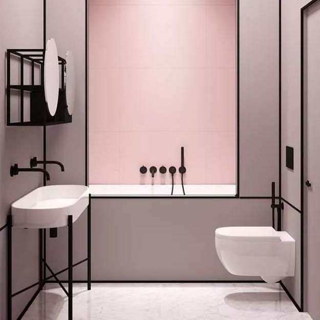 Small Bathroom Design Trends 2020 Modern Bathroom Colors In 2020 Bathroom Trends Small Bathroom Trends Bathroom Interior