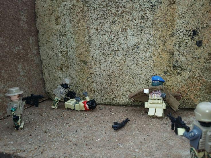 Lego army military