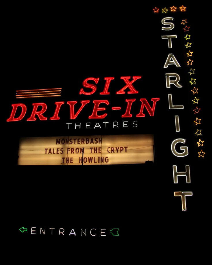 Atlanta ga drive in movie