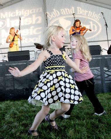 12th annual Michigan Irish Music Festival in full swing at Muskegon's Heritage Landing