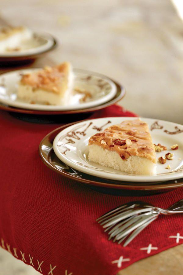 Blond Texas Sheet Cake