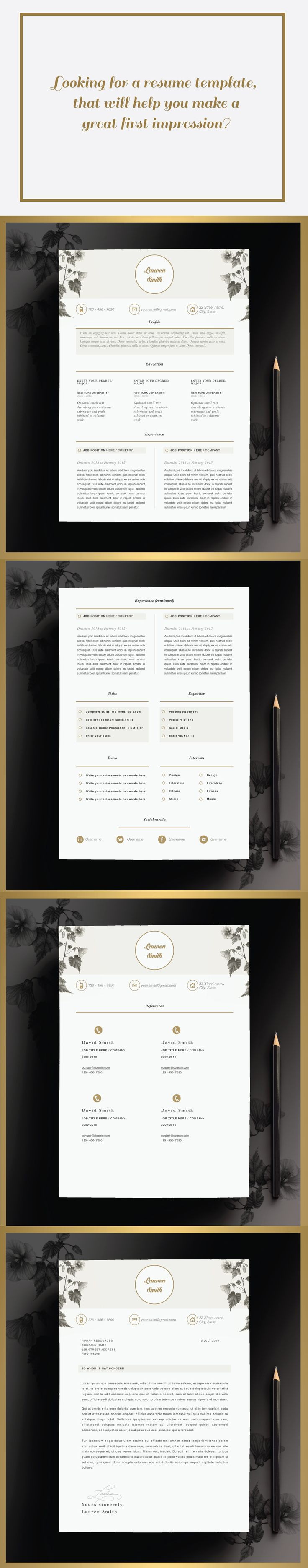 best images about creative resume by cvdesign check out amazing resume template made by cvdesign co you can us on