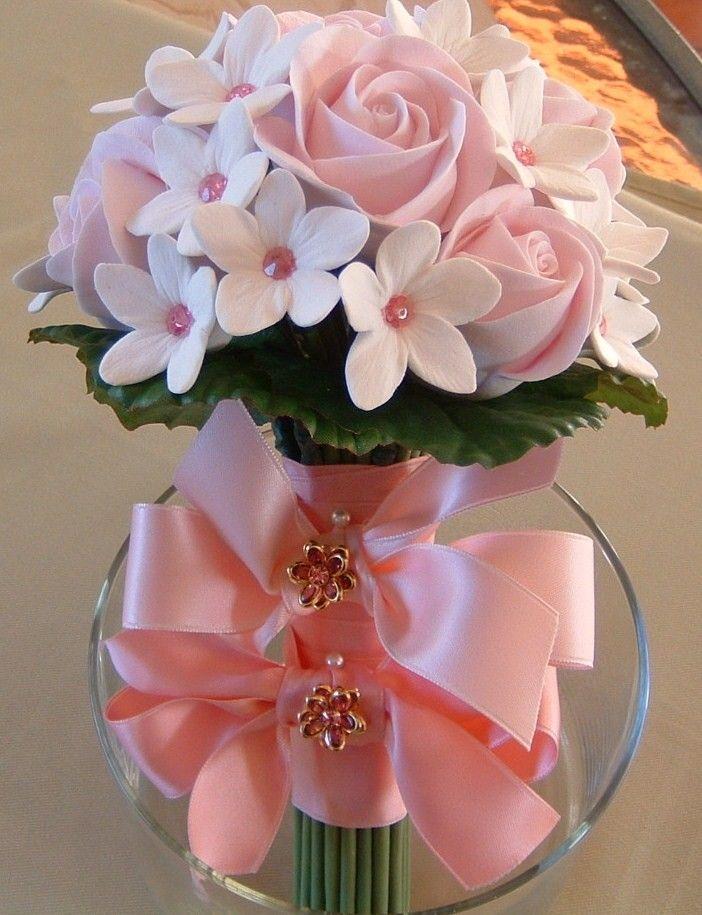 Most Beautiful Flowers Stephanotis Wedding Bouquets 6 Stephanotis Bouquet Flower - Wedding Bouquet