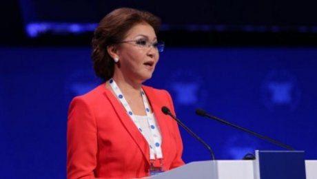 Дарига Назарбаева поздравила с наступающим праздником Ораза Айт