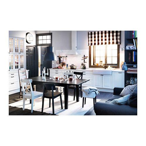 Ingolf chaise ikea chaises salle manger pinterest for Ikea amis et prestations familiales
