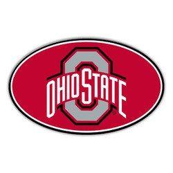 "Ohio State Buckeyes 8"" Car Magnet"
