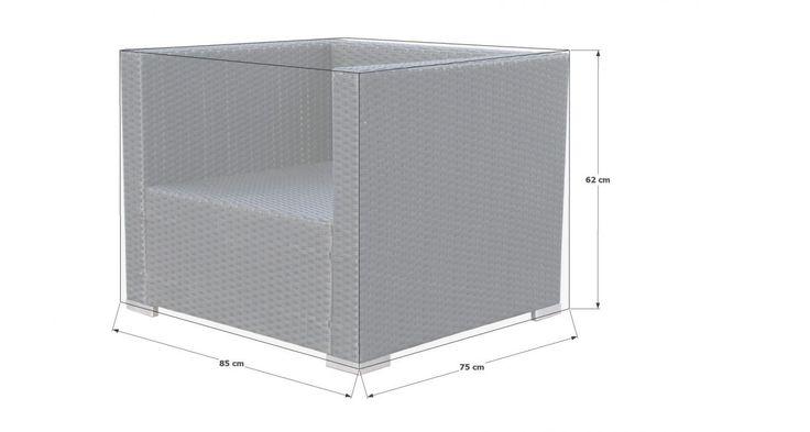 Epic Grasekamp Schutzh lle zu Pepe Lounge Sessel Premium Jetzt bestellen unter https moebel ladendirekt de garten gartenmoebel schutzhuellen uid udbb u