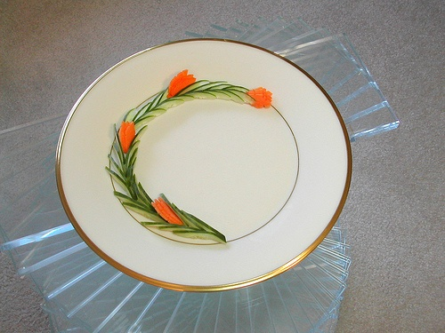 Garnishing Ideas Food Presentation Creative Plate Dishes Windows Service Plating Dish