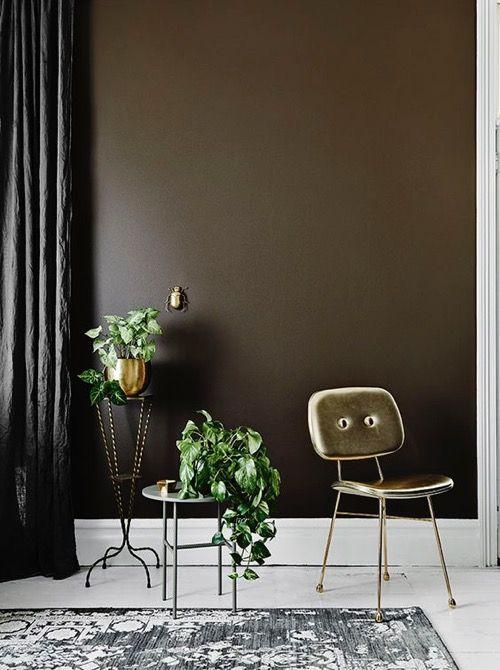 61 besten adorable black rooms Bilder auf Pinterest | Dunkle ...