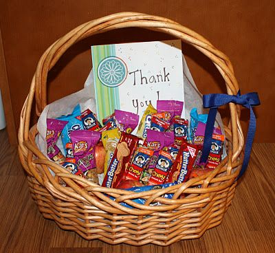 A good hospital staff thank you gift things ideas i 39 ve for Pinterest thank you gift ideas