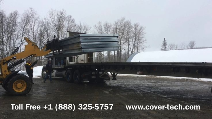 #FridayFeeling 8 - 16' and 8 - 20' Eco Model containers being loaded and headed to Saskatoon to get ready for the Spring rush. Because of the flat packing capability, our containers are very economical to ship.  We have great products, yes we do! Check us out at www.cover-tech.com  #portablecontainers #quickbuildcontainers #flatpackcontainers  #selfstorage #mobilestorage #ministorage #containerrentals  #storagerentals #businessopportunity #dealeropportunity #construction