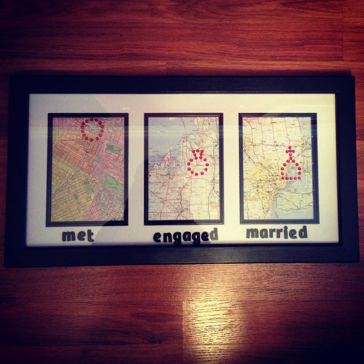 1 Year Anniversary Present For Wife : One Year Anniversary Gift I made for my wife. First Anniversary ...