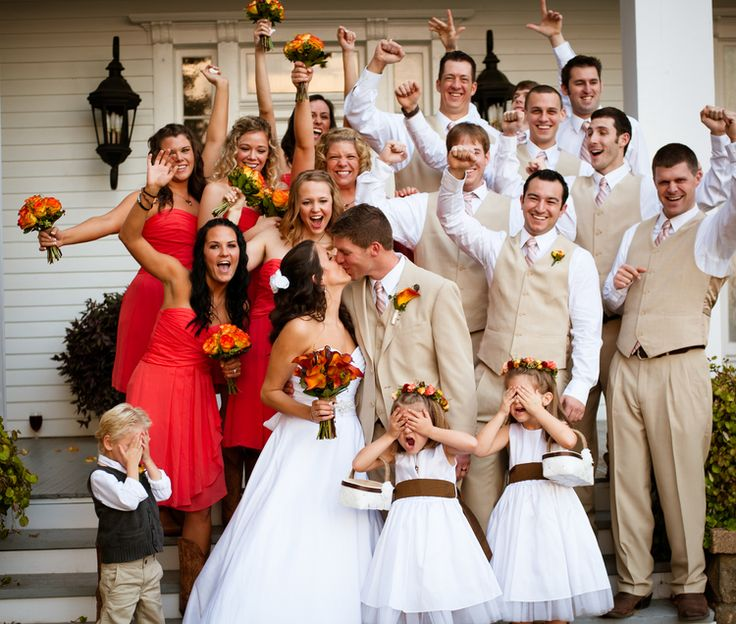 Family Picture Ideas For Wedding: Fun Wedding Pictures Texas And Wisconsin Photographer