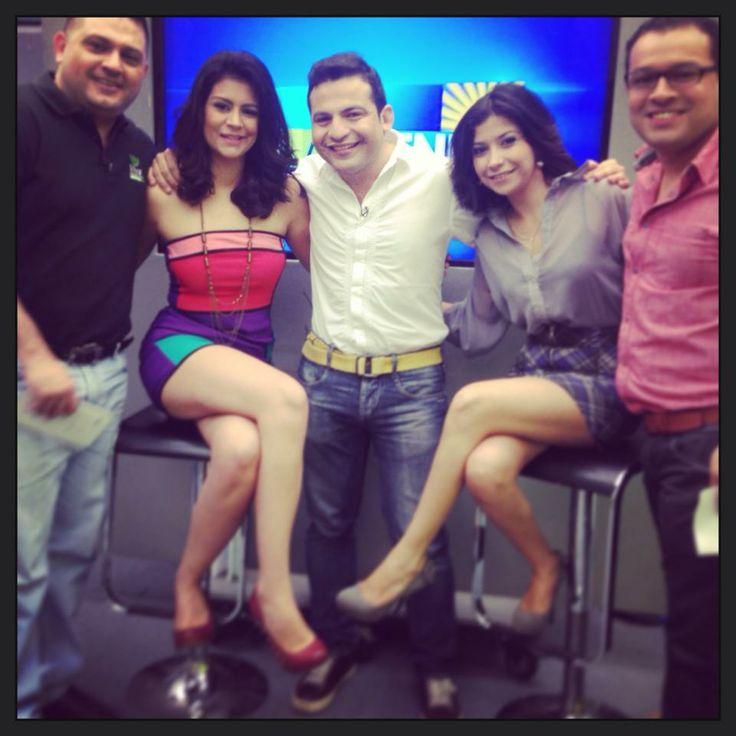 En La Agenda Los Viernes 7 am-Viva Nicaragua Canal 13