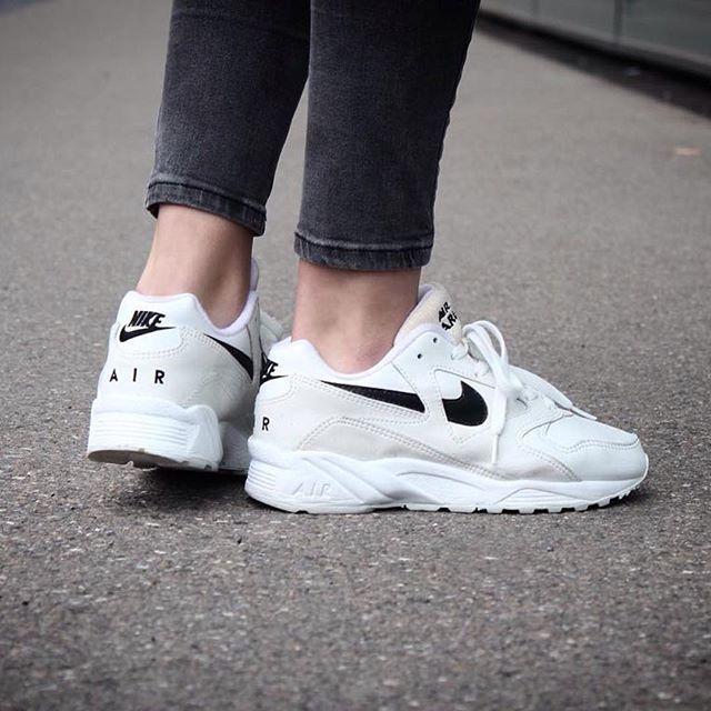 Sneakers femme - Nike Air Icarus by @hannahmachtbilder