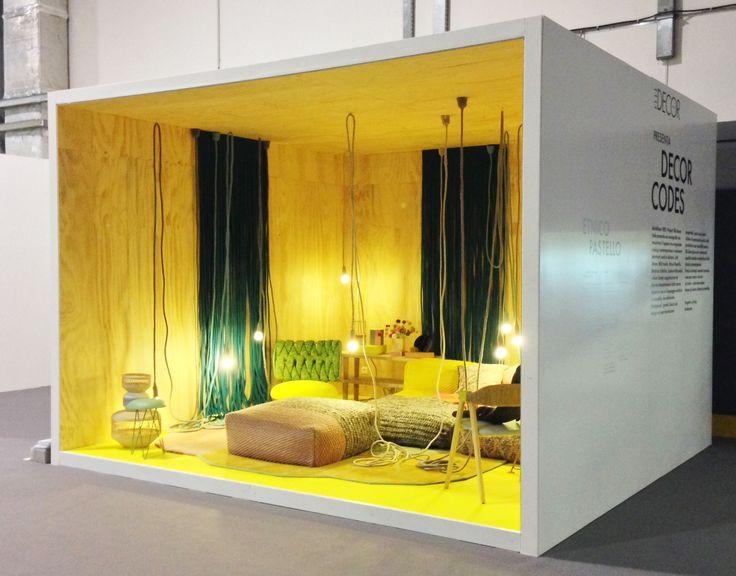 Yellow Box Installation @ Abitare il Tempo