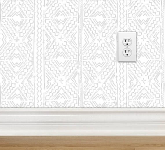 This Item Is Unavailable Etsy Light Grey Walls Removable Wallpaper Grey Walls