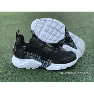 607ec5809764 Nike Air Huarache Run Ultra Just Do It AH6804-501 Unisex Running Shoes  Black Discount
