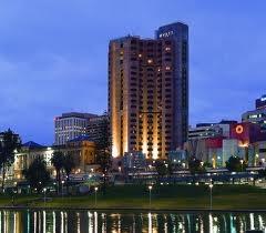Hyatt Hotel Adelaide