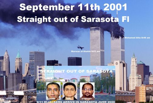 STRAIGHT OUT OF SARASOTA: 9/11 The Saudi Connected Support Network for Hijack Pilots Ziad Jarrah, Mohamed Atta, and Marwan Al-Shehhi | Better Call PI Bill Warner 941-926-1926