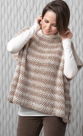 Crea tu Moda DIY: Jersey sin mangas - Patrón Katia