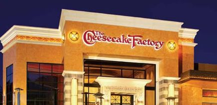 The Cheesecake Factory - Happy Hour