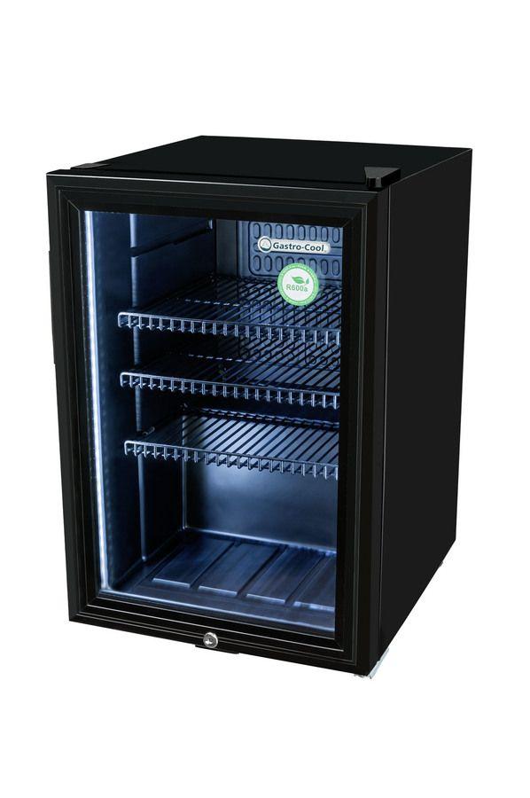 GCKW65BBB - KühlWürfel L - Flaschenkühlschrank - schwarz | New ...
