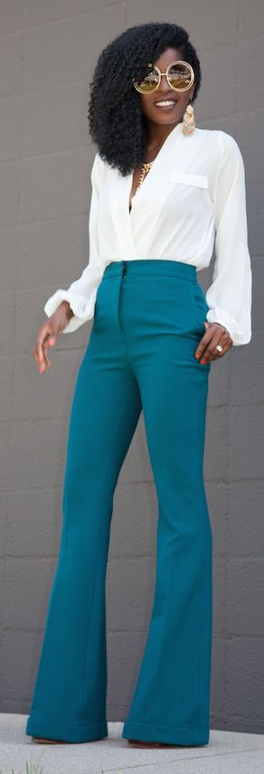 Disco Nostalgia Outfit Idea by Style Pantry