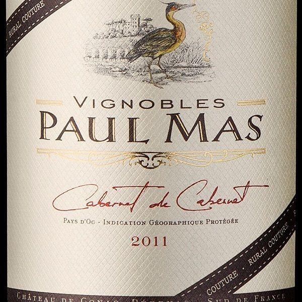 Червено вино каберне совиньон, Пол Мас
