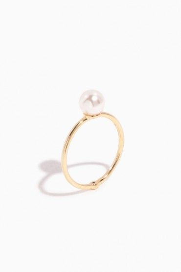 sweet pearl ring