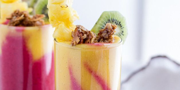 Breakfast Smoothie Recipes That'll Rev Up Your Morning