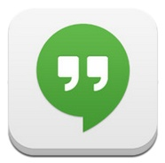 Download Google Hangouts for iPhone  #AppStore #Apps #iPad #iPhone