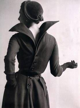 * Envol dress, Christian DIOR 1948