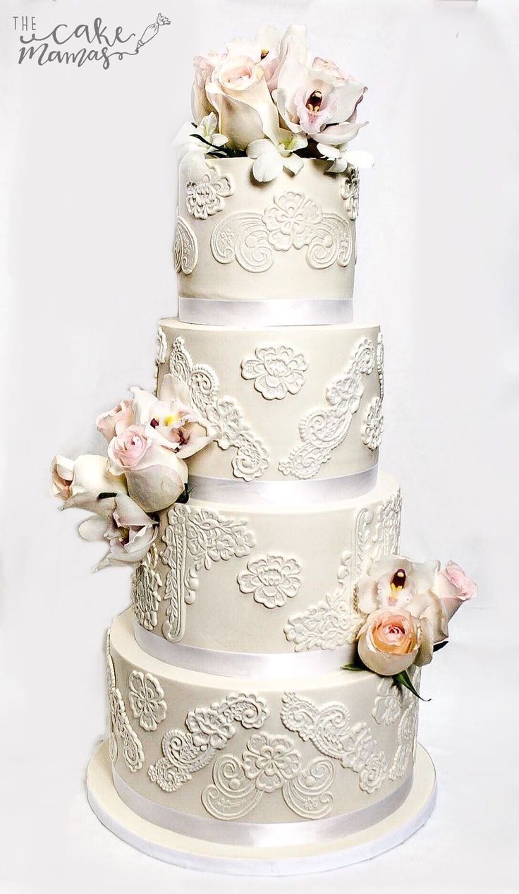 Best 50+ Wedding Cakes images on Pinterest | Cake wedding, Cake ...