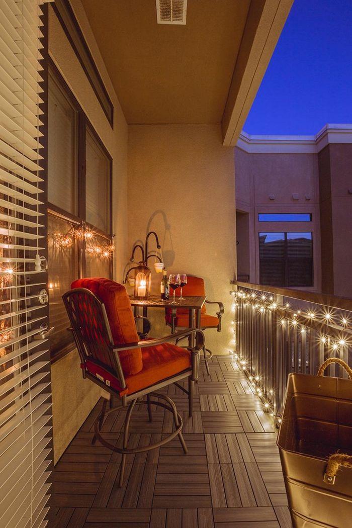 1001 Ideen Zum Thema Stilvollen Kleinen Balkon Gestalten