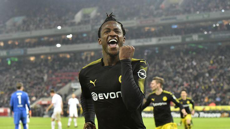 Dortmund delight as Michy Batshuayi shines on 'fantastic' debut #News #AndreSchurrle #BorussiaDortmund #Cologne