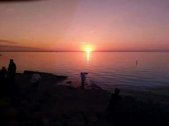 Laguna Mar Chiquita. Cordoba. Argentina