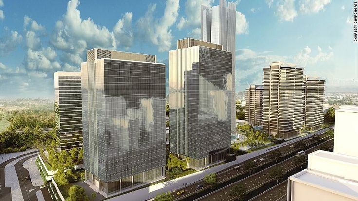 Nigeria's capital city of Abuja is about to get a new heart: a brand new World Trade Center comp...