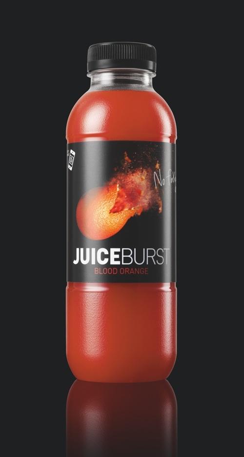 JuiceBurst Blood Orange