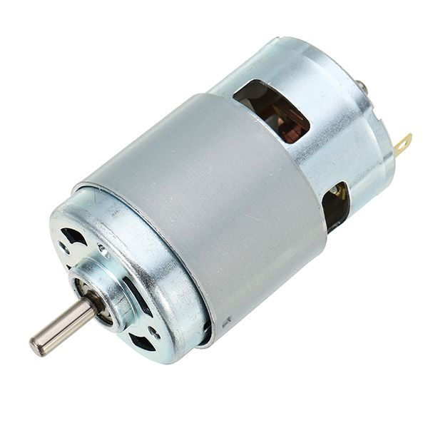 775 Motor Dc 12v 10000rpm Motor Double Ball Bearings 150w Large Torque High Power Motor Power Motors Motor Higher Power