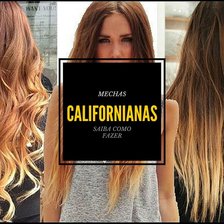 Mechas Californianas - http://webfeminina.com/mechas-californianas/