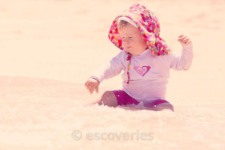 Catching the Waves.  Child Photography, Helsinki. Copyrighted www.escoveries.com