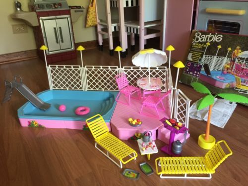 17 Best Images About Barbie Stuff For Anna On Pinterest Barbie House Barbie Toys And Play Sets